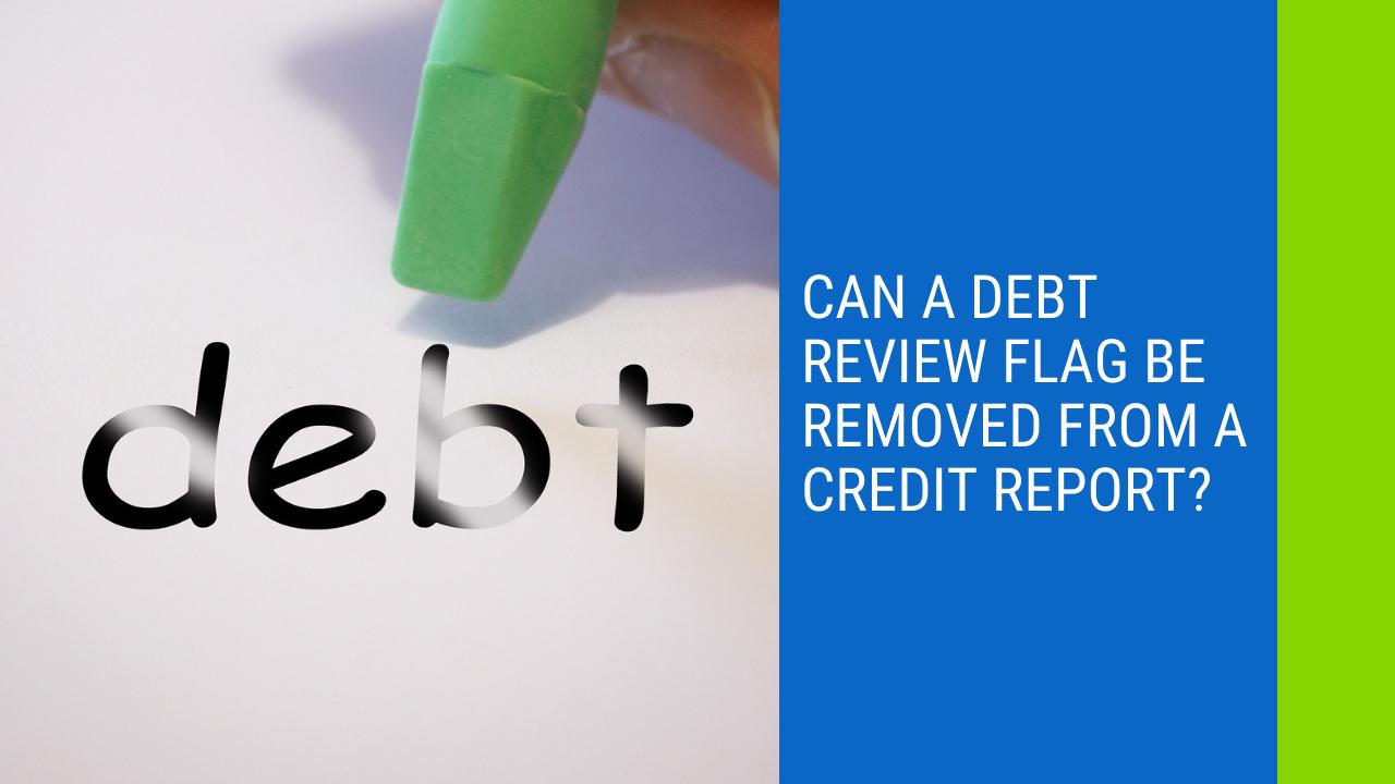 debt review flag