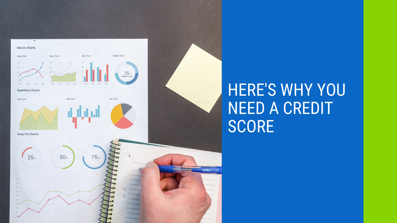 why you need a credit score